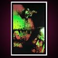 Black Light Poster Waking the Dead