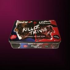 Friday The 13th & A Nightmare On Elm Street Killer Trivia