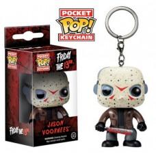 Pocket POP! Keychain  - Friday the 13th Jason Voorhees Vinyl