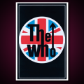 Black Light Poster The Who