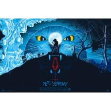 Pet  Sematary Movie Limited Edition (250) Mondo Print